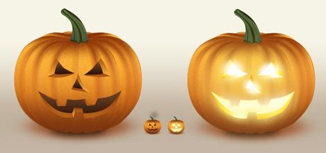 Zut, c'est Halloween à la fin de la semaine